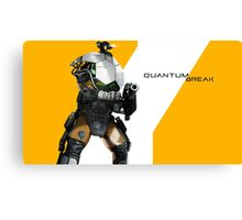 quantum break Canvas Print