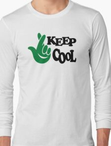 Keep Cool Long Sleeve T-Shirt