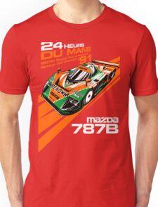 DU MANS Mazda Unisex T-Shirt