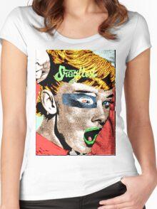 Hepburn Women's Fitted Scoop T-Shirt