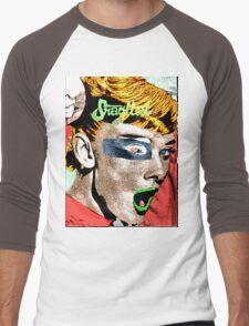 Hepburn Men's Baseball ¾ T-Shirt