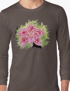 Finca Drac Orchid Long Sleeve T-Shirt