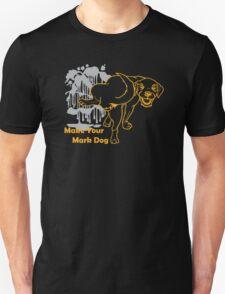 Make Your Mark Dog T-Shirt
