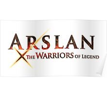 arslan the warriors of legend Poster