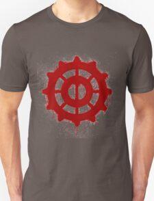 head logo Unisex T-Shirt