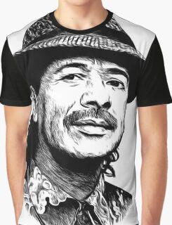 santana Graphic T-Shirt