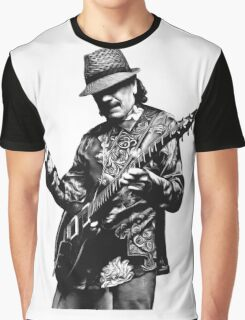 santana Graphic T-Shirt