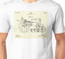 Tractor-1937 Unisex T-Shirt