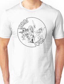 Nerd Con Unisex T-Shirt