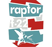 Go Raptor Photographic Print