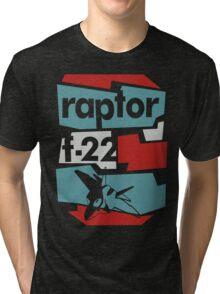 Go Raptor Tri-blend T-Shirt