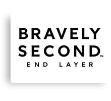 bravely second end layer Canvas Print