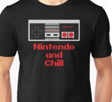 Nintendo and Chill Unisex T-Shirt