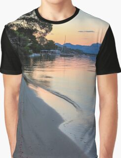 Ahhh!! Port de Pollensa Graphic T-Shirt