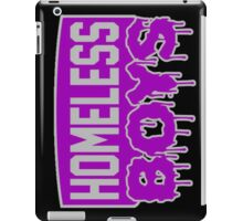 Homeless Boys iPad Case/Skin
