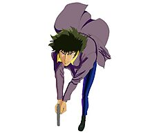 Spike Spiegel  Photographic Print