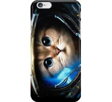 Cat-stronaut  iPhone Case/Skin