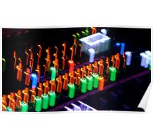 Music Console Poster