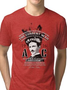 nikola Tri-blend T-Shirt