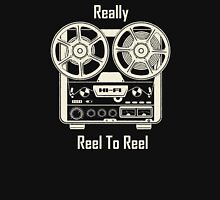 Really Reel To Reel Unisex T-Shirt