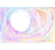 Universal Pastel Colours Photographic Print