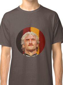 Rudi Voeller. The flying german Classic T-Shirt