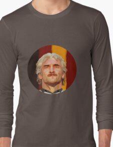 Rudi Voeller. The flying german Long Sleeve T-Shirt