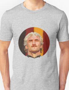 Rudi Voeller. The flying german Unisex T-Shirt