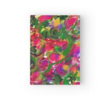 Flower Splash Hardcover Journal