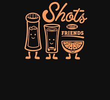 Shots With Friends Womens Fitted T-Shirt