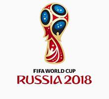 Russia 2018, Fifa World Cup Best Logo Unisex T-Shirt