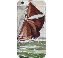 Maybe we could sail away... iPhone Case/Skin