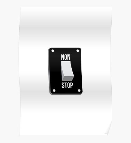Never Turn Off Poster