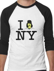 New york Furies Men's Baseball ¾ T-Shirt
