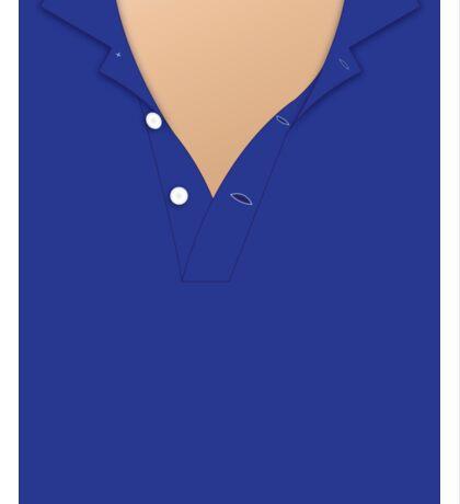 Screen Uniforms - Gilligans Island - Skipper Sticker