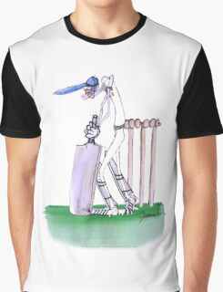 England Cricket Player - tony fernandes Graphic T-Shirt