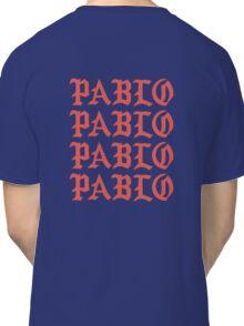 PABLO - Back Classic T-Shirt