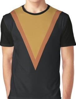 Screen Uniforms - Lost In Space - Dr Zachary Smith - Style 1 Graphic T-Shirt