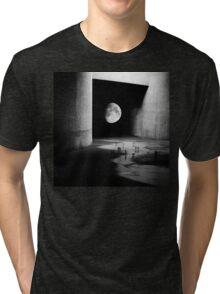 To the Moon Tri-blend T-Shirt