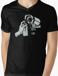 Spray cam Mens V-Neck T-Shirt
