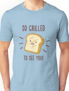 Cheesy Greetings! Unisex T-Shirt