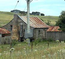 Irish Town Country NSW Australia by sandysartstudio