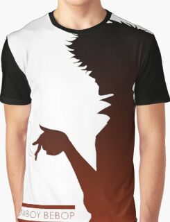 Spike Spiegel  Graphic T-Shirt