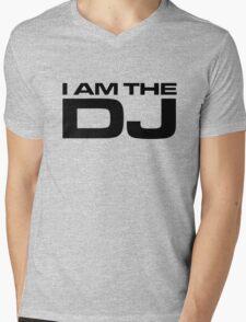 I AM THE DJ Mens V-Neck T-Shirt