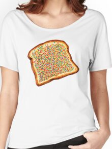 Fairy Bread Pattern Women's Relaxed Fit T-Shirt
