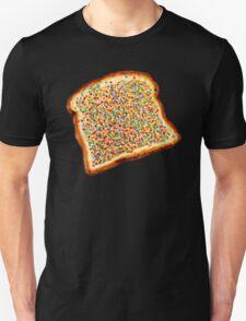 Fairy Bread Pattern Unisex T-Shirt