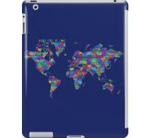 World full of love iPad Case/Skin