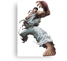 Fight Ryu Canvas Print