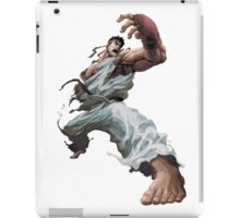 Fight Ryu iPad Case/Skin