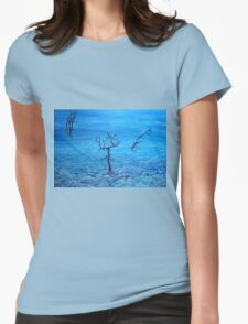 The Next Day Womens Fitted T-Shirt